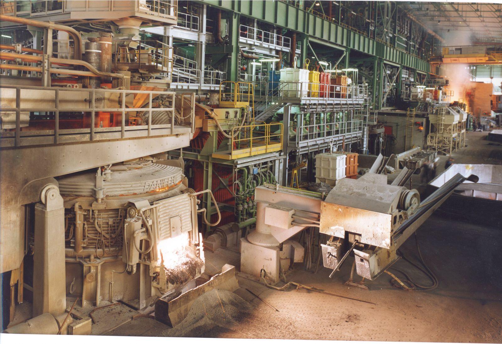 فولادسازی